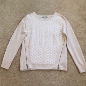 Autumn Cashmere crocodile print sweater